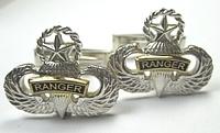 Ranger Airborne Cufflinks
