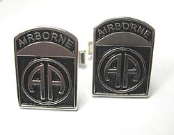 Airborne Cufflinks