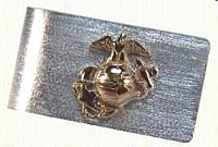Marine Corps Money Clip